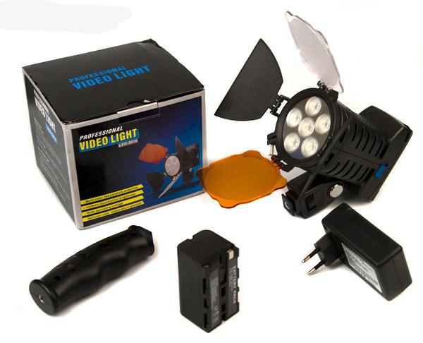 Накамерный свет LED 5010