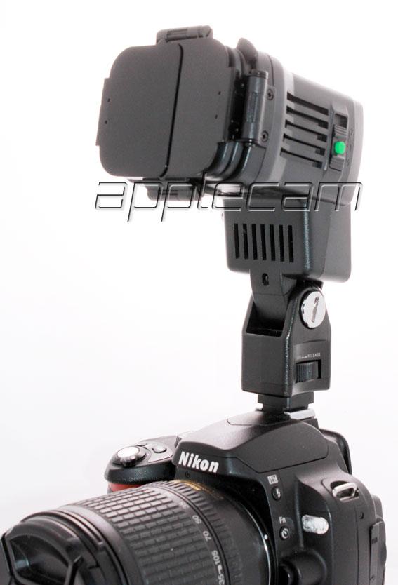 Накамерный свет LED LBPS900 Comer  / applecam.ru