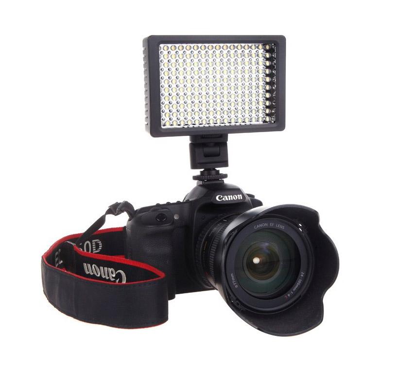 Накамерный видеосвет HD-160LED