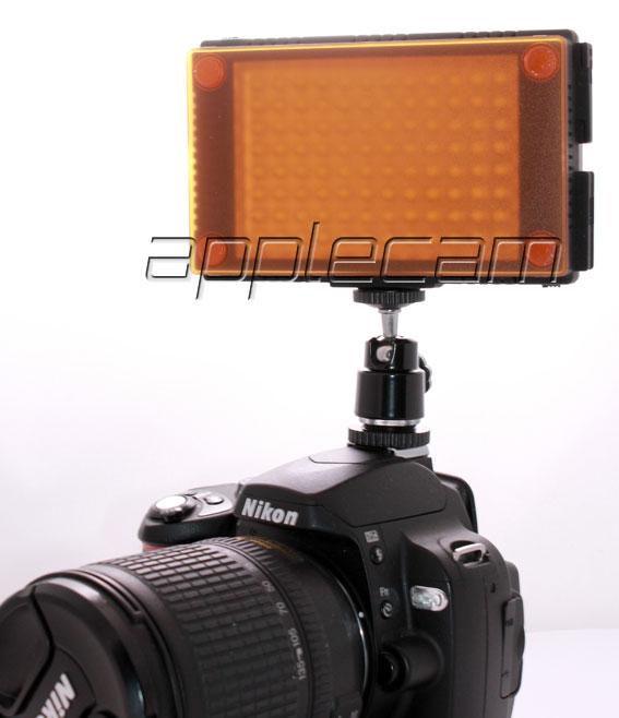 Накамерный свет Wansen 96LED | applecam.ru