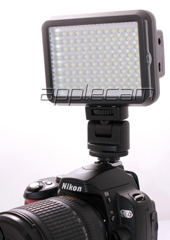 Накамерный видео свет XT-96LED