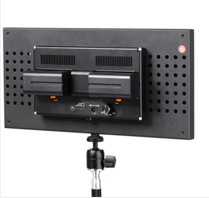 Светодиодный накамерный свет Lishuai-508AS с регулировкой цветовой температуры