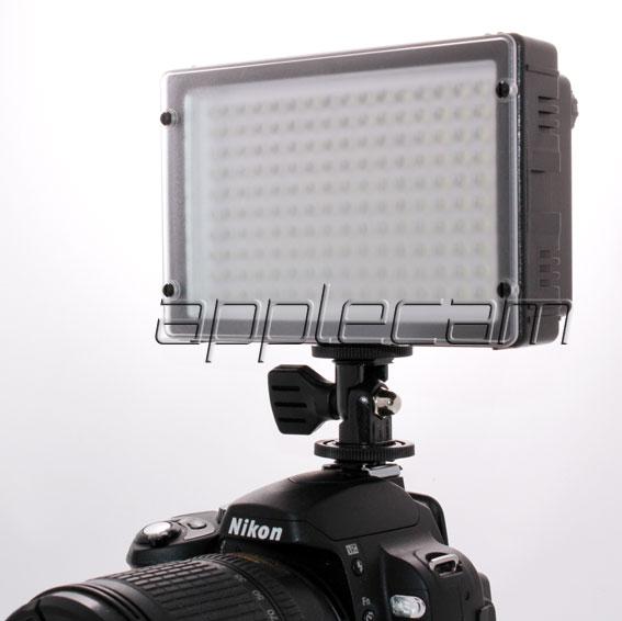 Накамерный свет TRIOPO TTV160LED
