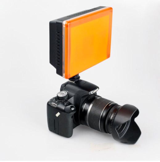 Накамерный  видео свет Wansen 24LED