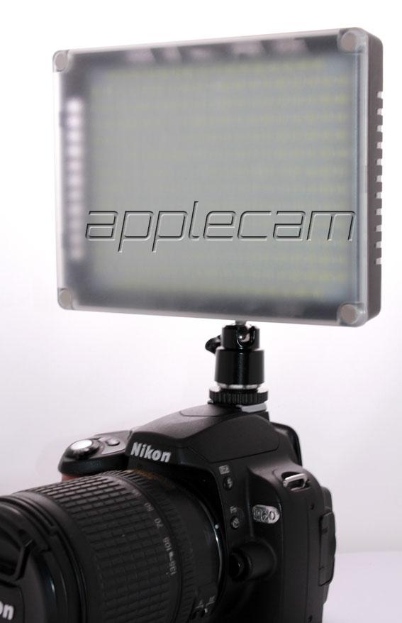 Накамерный  видео свет Wansen 260LED