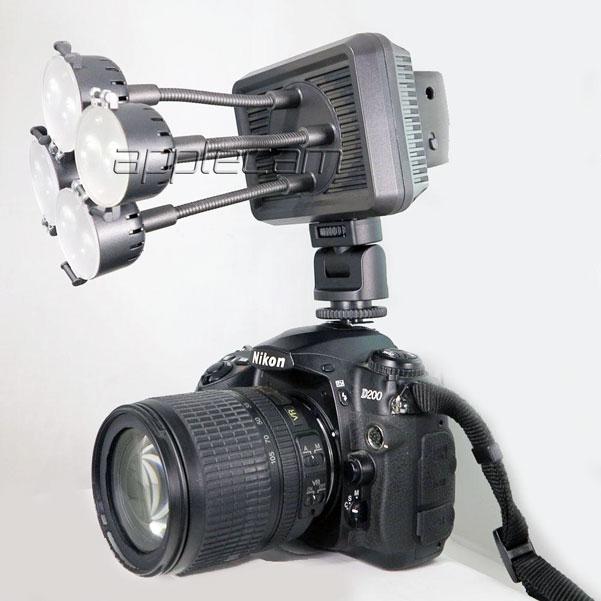 XT-4LED  накамерный свет