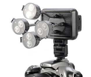 Профессиональный видеосвет XT-4