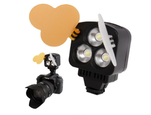 Накамерный свет Zifon T3 LED | applecam.ru